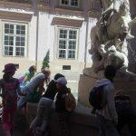 Nádvorie Primaciálneho paláca