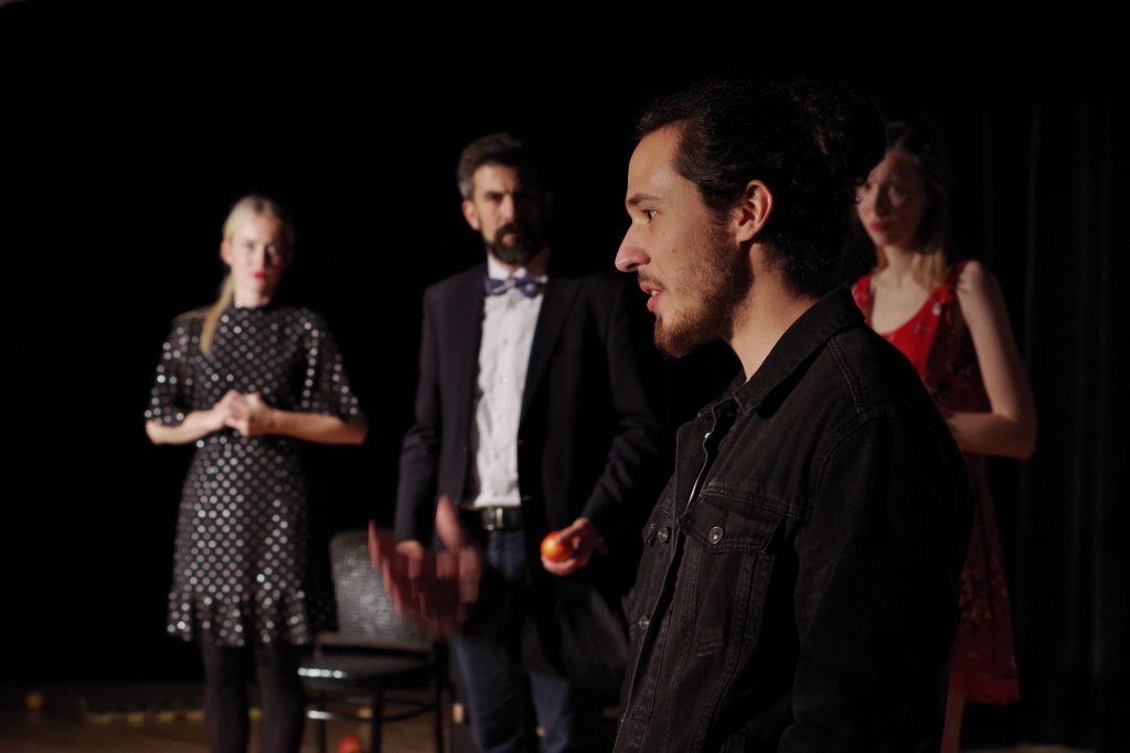 konkurz do hereckých kurzov
