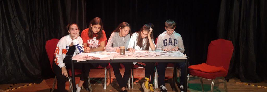 herecké kurzy pre mládež
